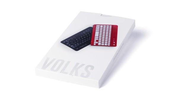 Teclado Volks - Amarillo / ESP