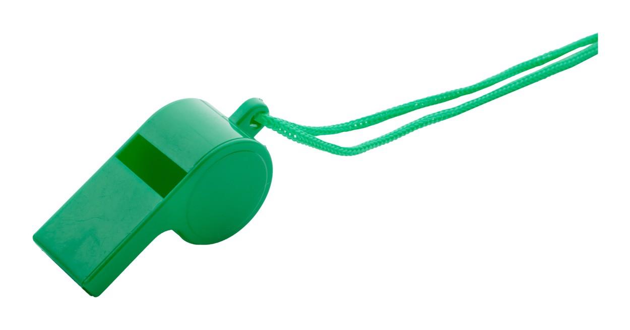 Píšťalka Claxo - Zelená