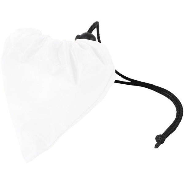 Bungalow foldable tote bag - White