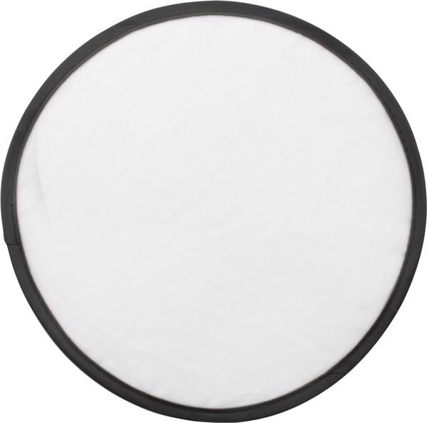 Frisbee plegable, de nilón 170T - White