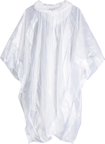 PLA disposable poncho
