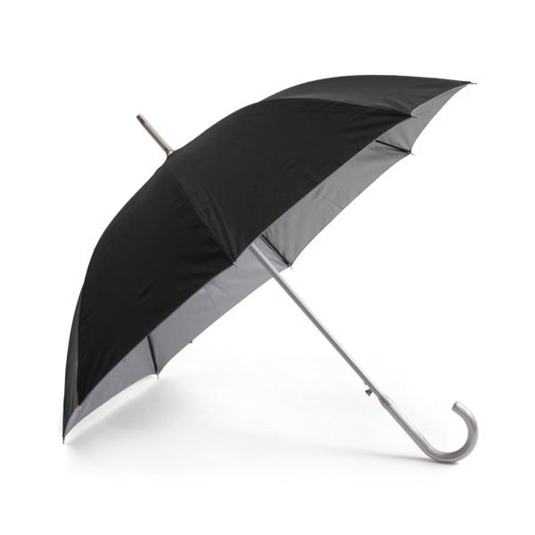 KAREN. Paraguas con apertura automática - Negro