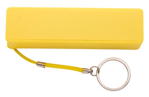 Usb Power Banka Kanlep - Žlutá