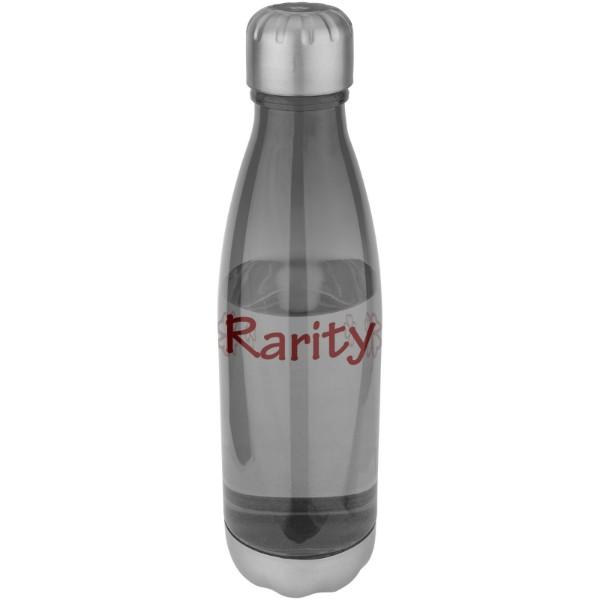 Aqua 685 ml Tritan™ sport bottle - Smoked
