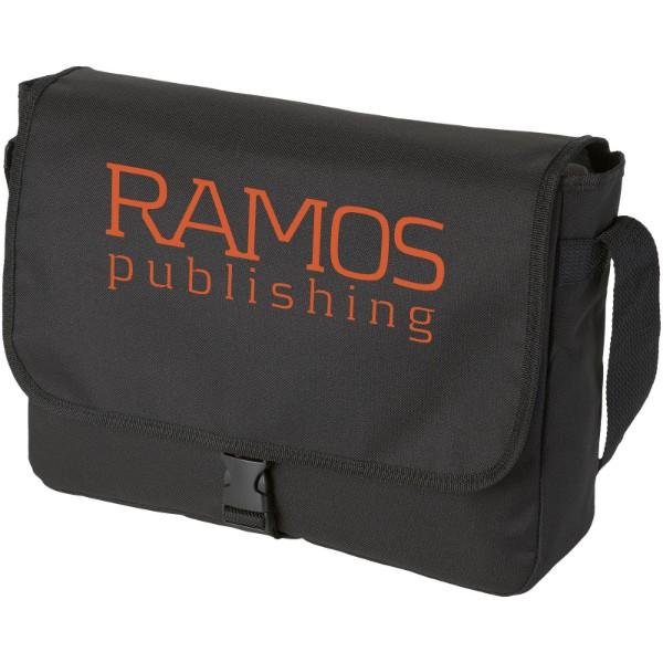Omaha shoulder bag - Solid black