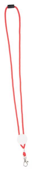 Lanyard Perux - Červená