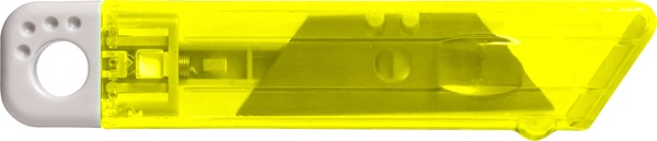 Plastic cutter - Yellow