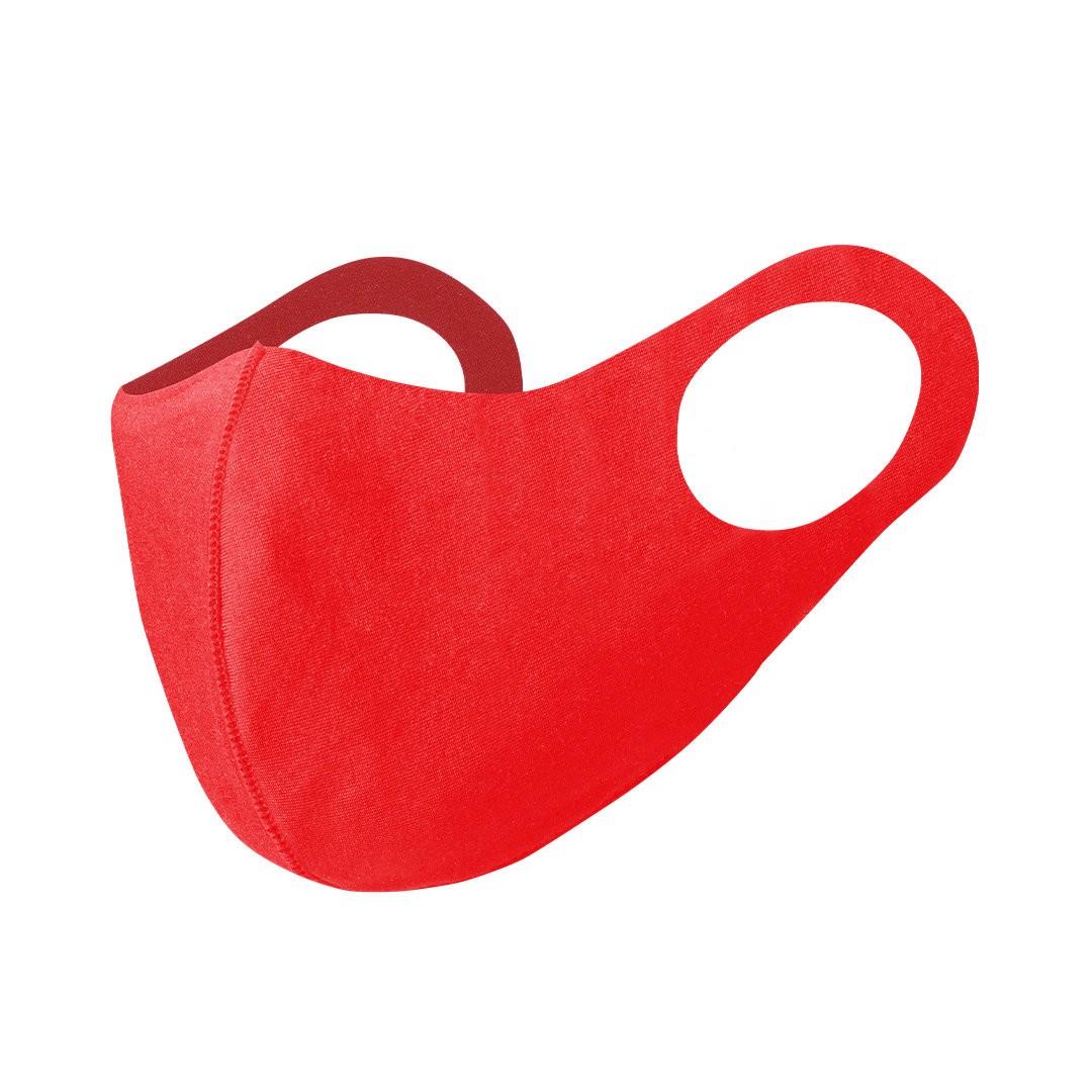 Mascarilla Higiénica Reutilizable Vurin - Rojo