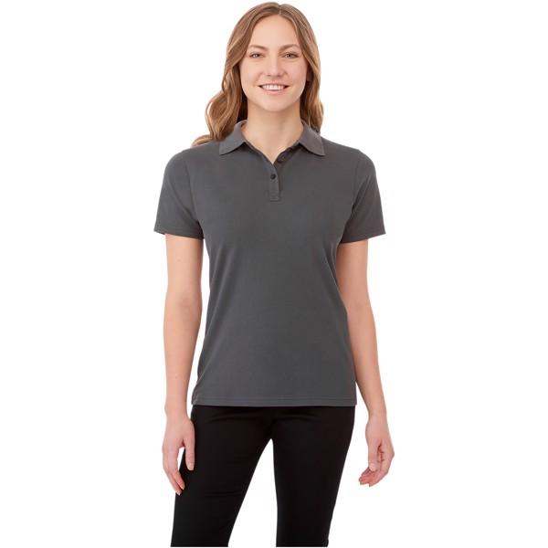 Helios short sleeve women's polo - Light Pink / XL