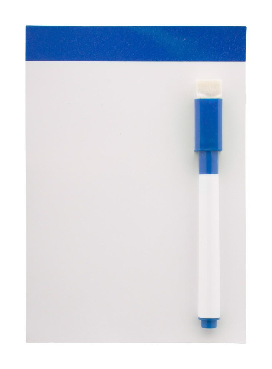 Magnetická Tabule Yupit - Modrá / Bílá