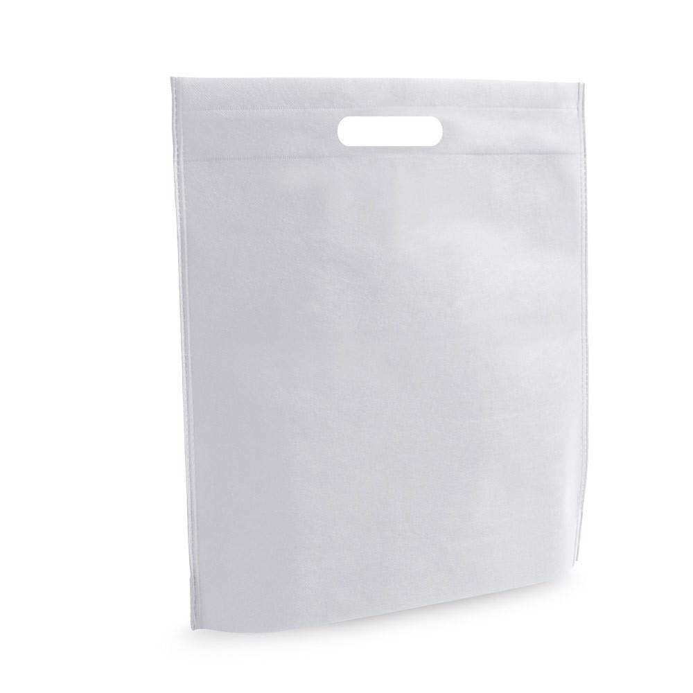 STRATFORD. Taška z netkané textilie - Bílá