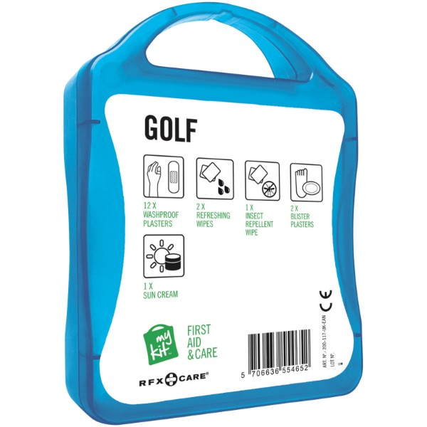 MyKit Golf First Aid - Blue