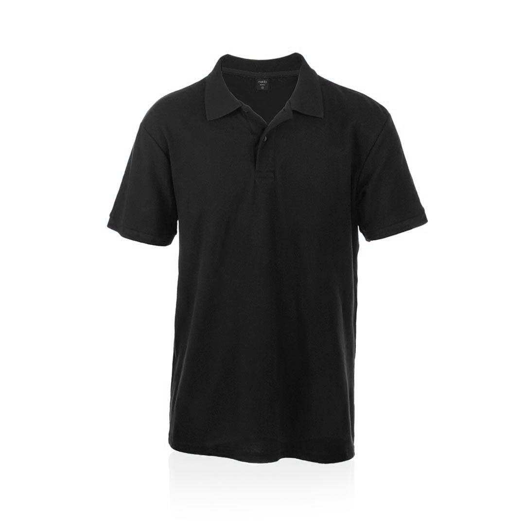 Polo Bartel Color - Negro / M