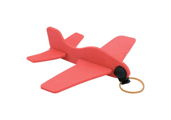 Avion 3D Baron - Roșu