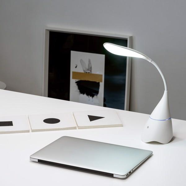 GRAHAME. Stolní lampa s reproduktorem