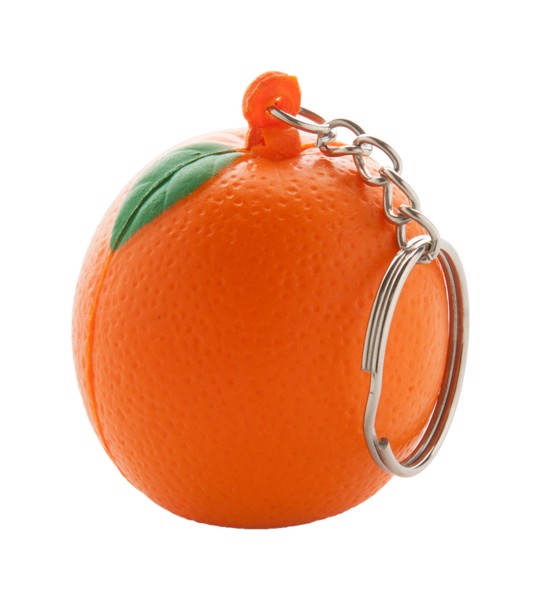 Antistress Keyring Fruty - Orange