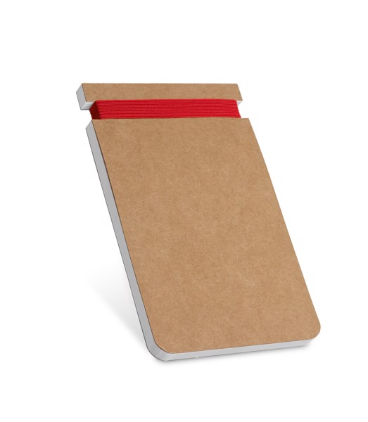 WILDE. B7 Notepad - Red