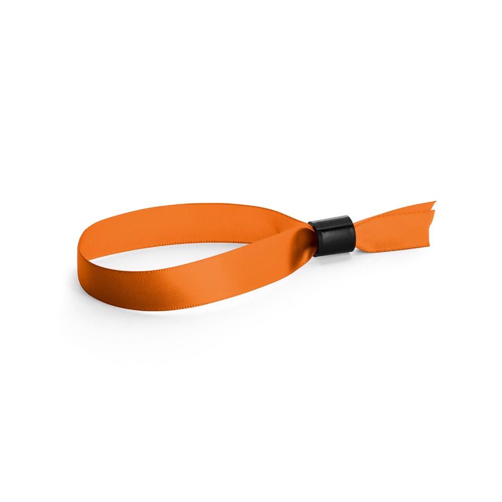 SECCUR. Inviolable bracelet - Orange