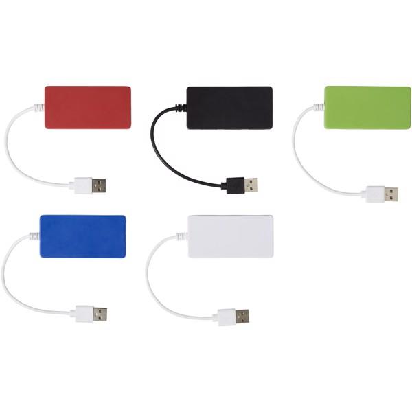 Brick USB-Hub 4 Anschlüsse - Royalblau