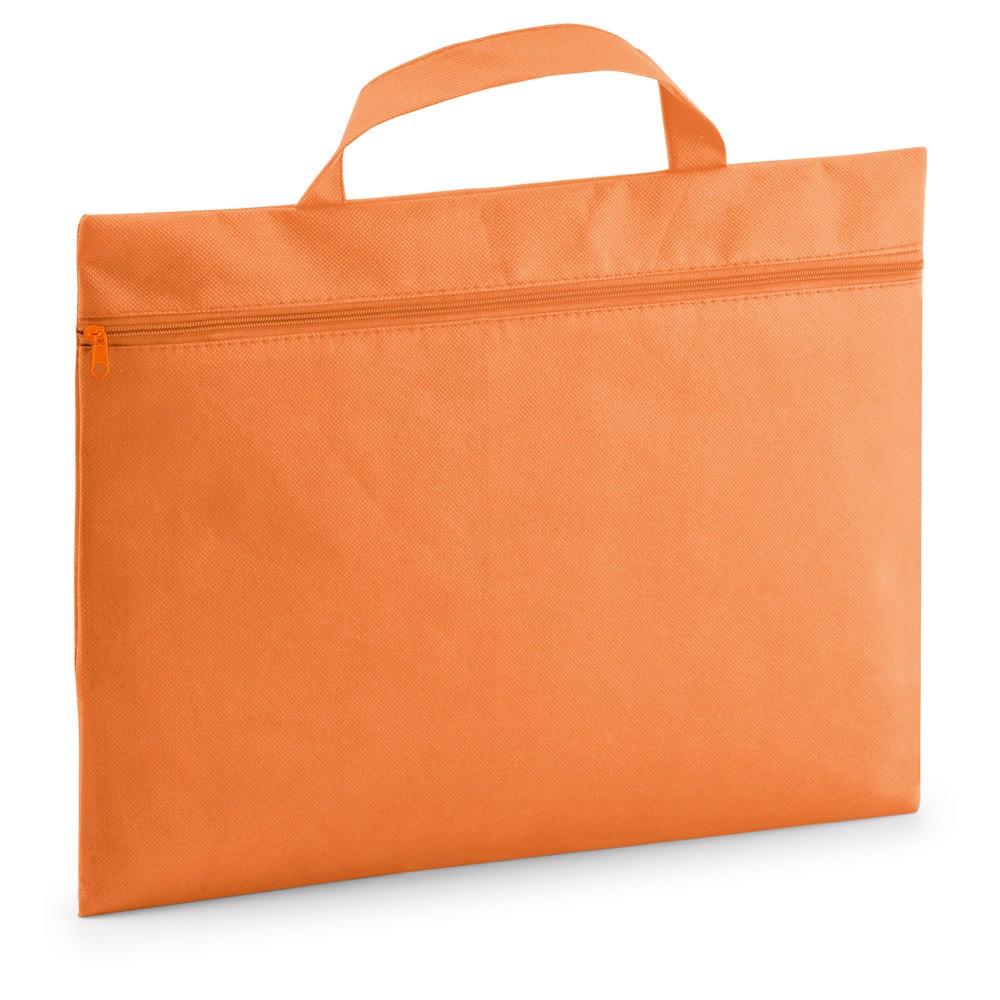 KAYL. Document bag - Orange