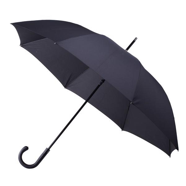 Elegancki parasol Lausanne - Czarny