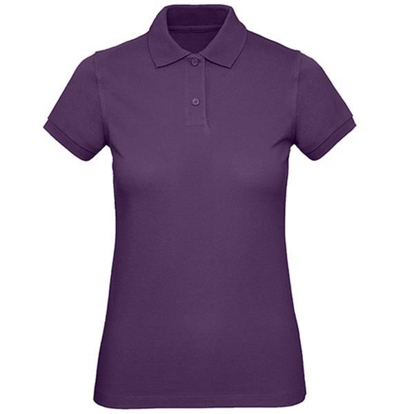 Inspire Polo Women - Radiant Purple / L