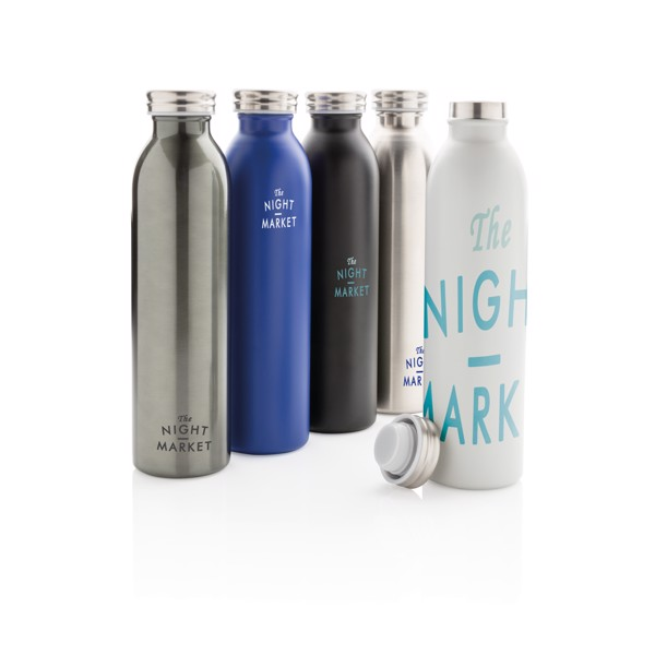 Szivárgásmentes, réz- és vákuumszigetelt palack - Off White