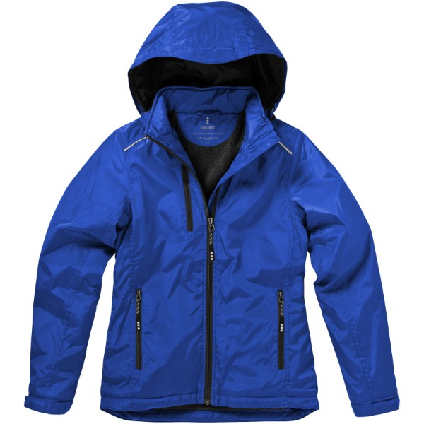 Smithers fleece lined ladies jacket - Blue / M