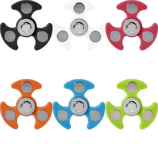 ABS spinner pen - Black