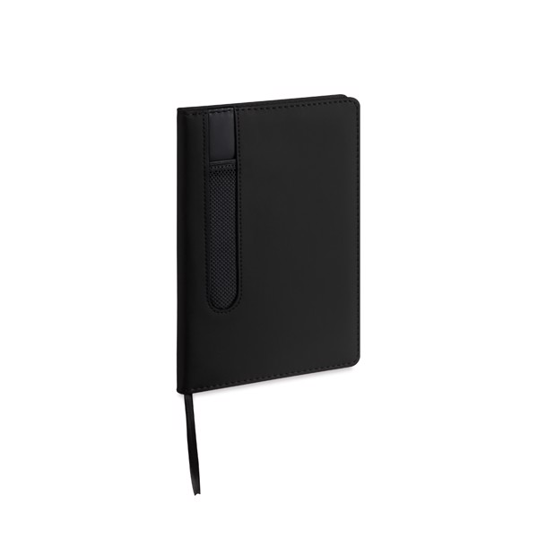 Notepad Merton - Black
