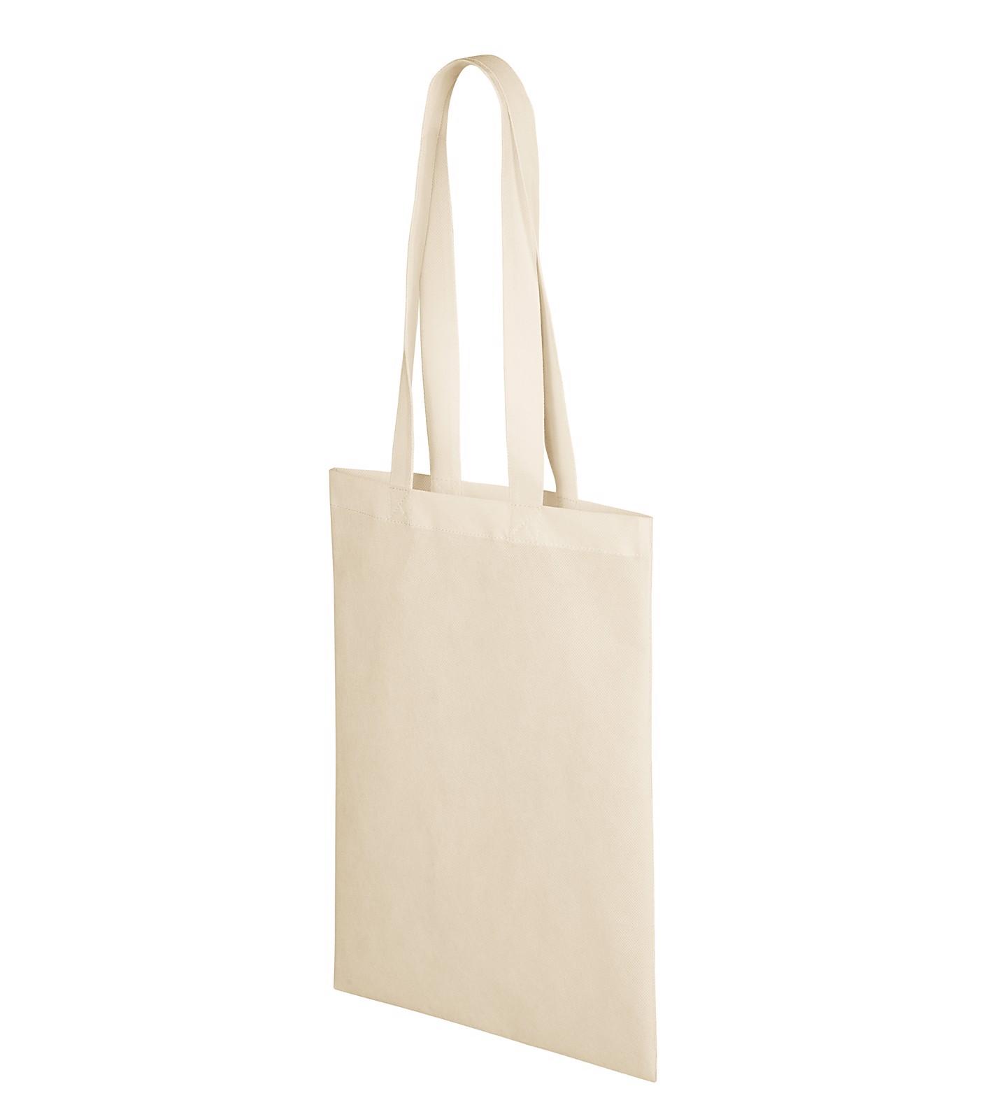 Nákupní taška unisex Piccolio Bubble - Naturální / uni