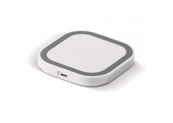 Basic wireless charging pad 5W - White