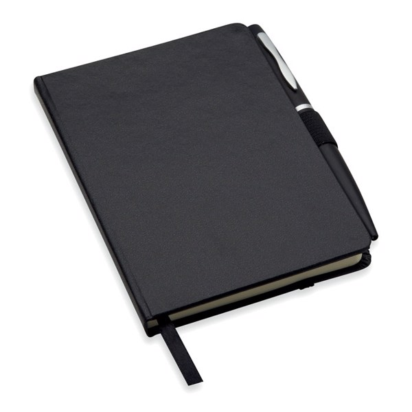 A6 notebook with pen Notalux