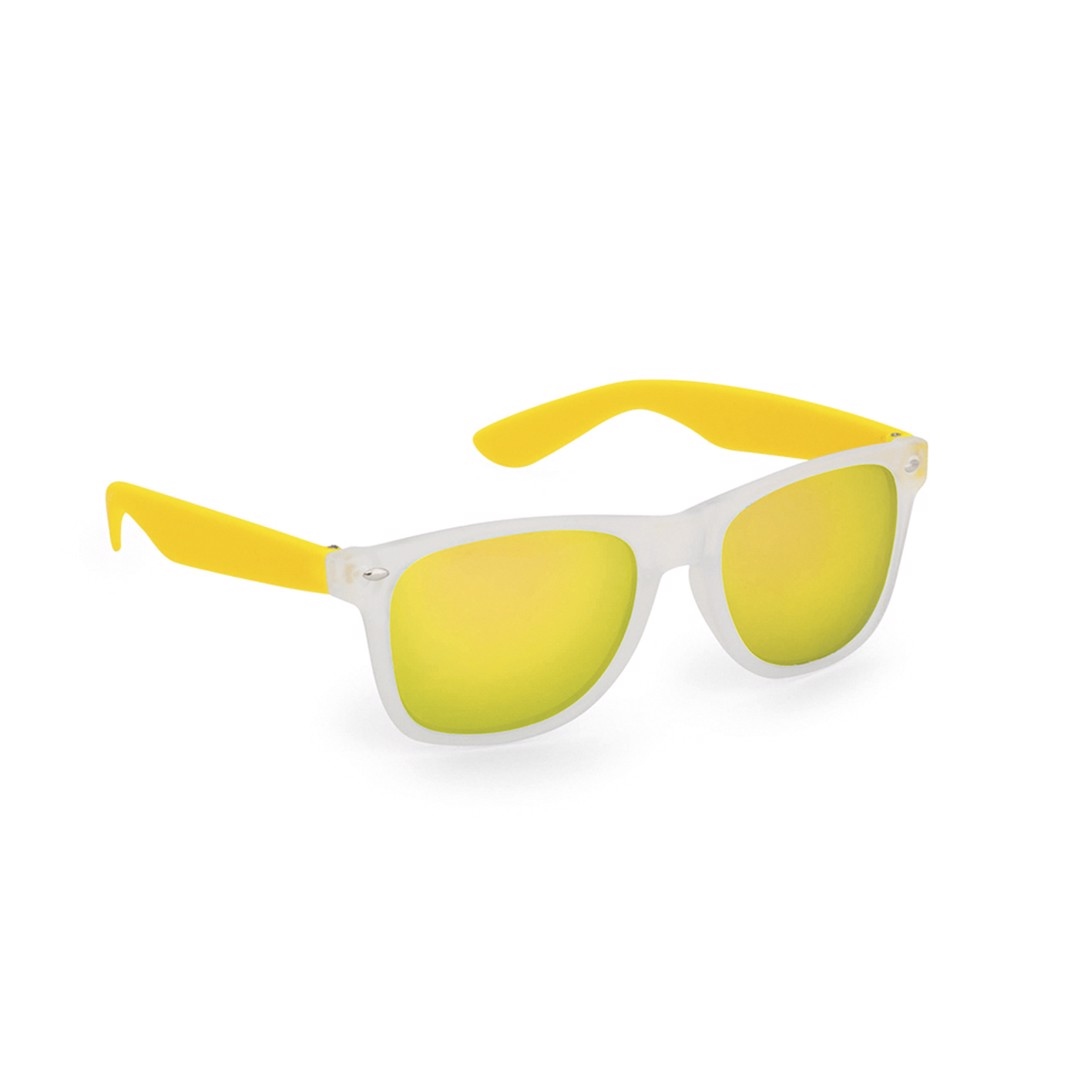 Gafas Sol Harvey - Amarillo