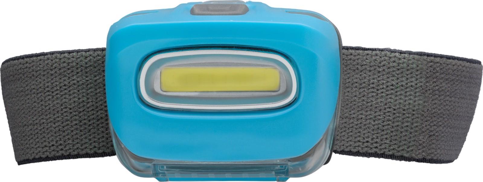ABS head light - Light Blue