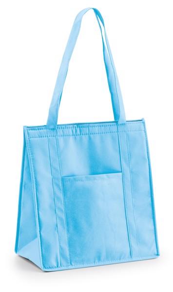 ROTTERDAM. Ισοθερμική τσάντα 10 L - Γαλάζιο