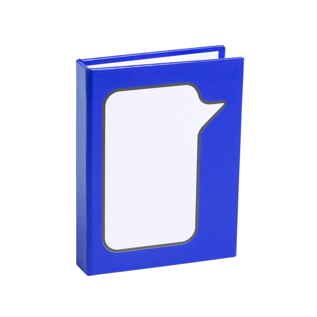 Bloc Notas Dosan - Azul