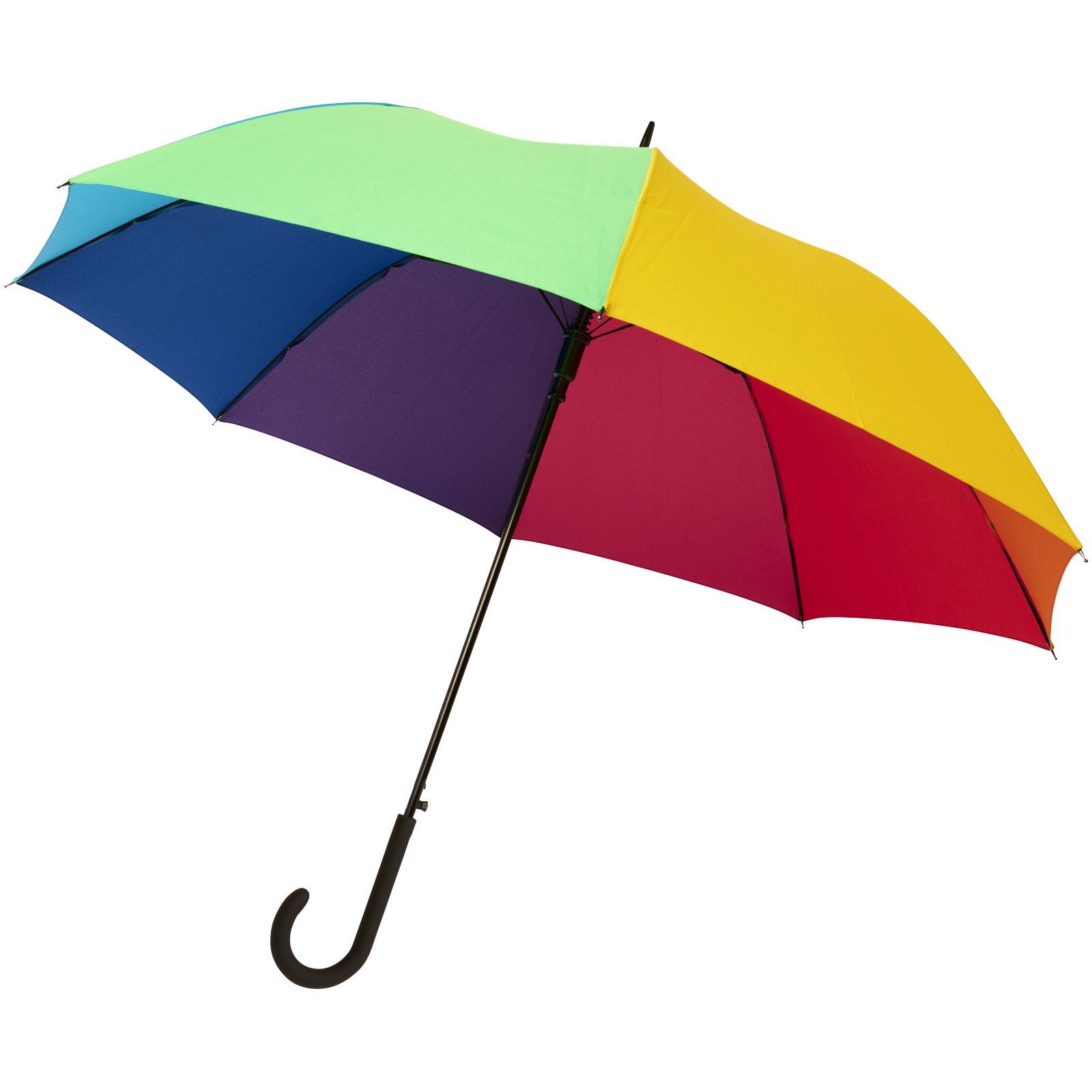 """23"""" větruodolný deštník Sarah s automatickým otvíráním"""