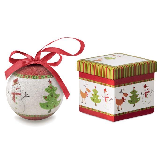 Božični okrasek v darilni škatli Sweety