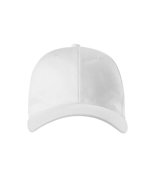 Cap unisex Piccolio Sunshine - White / adjustable