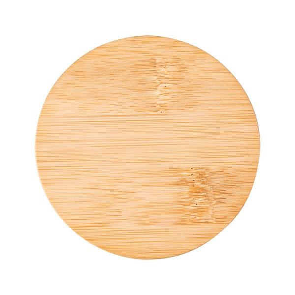 Kubek ceramiczny Giulio 400ml - Czarny