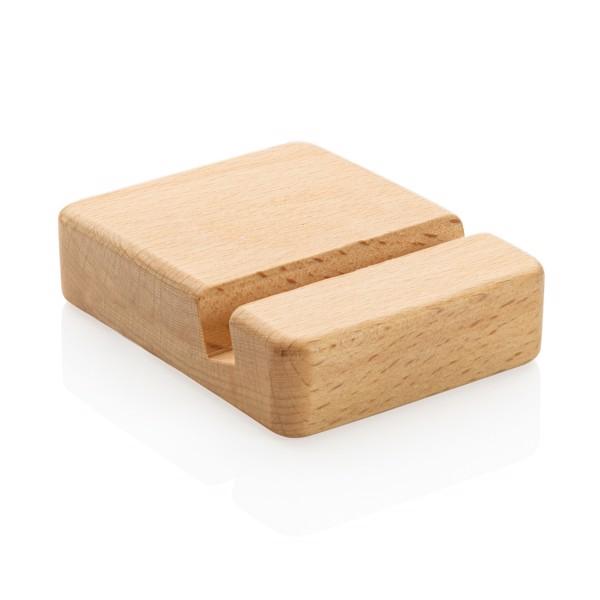 Bambusový stojánek na telefon