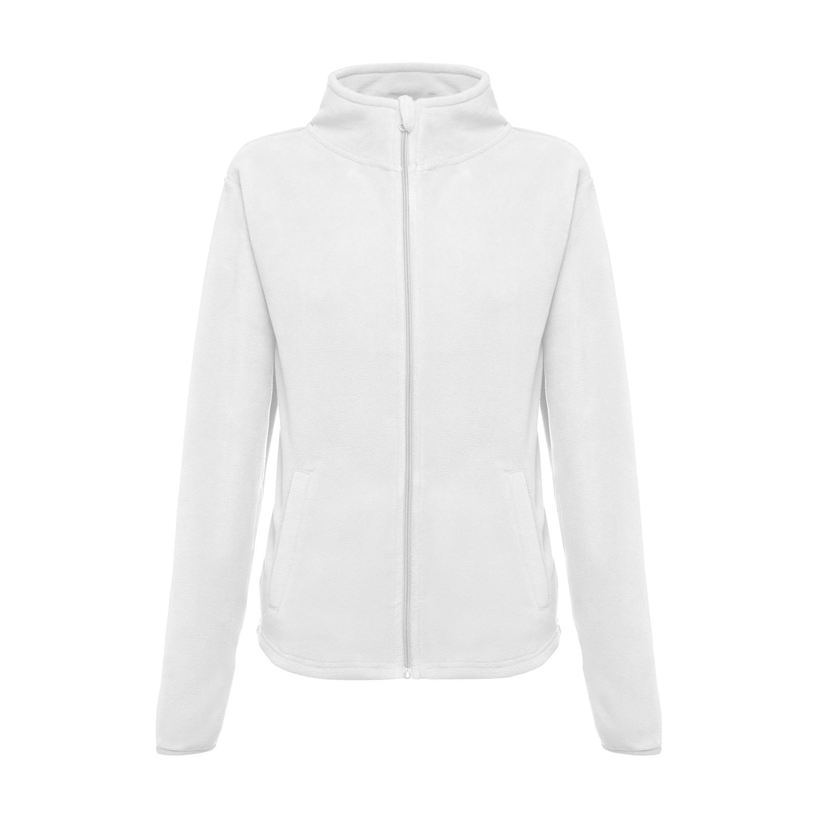 HELSINKI WOMEN. Dámská fleecová bunda - Bílá / S