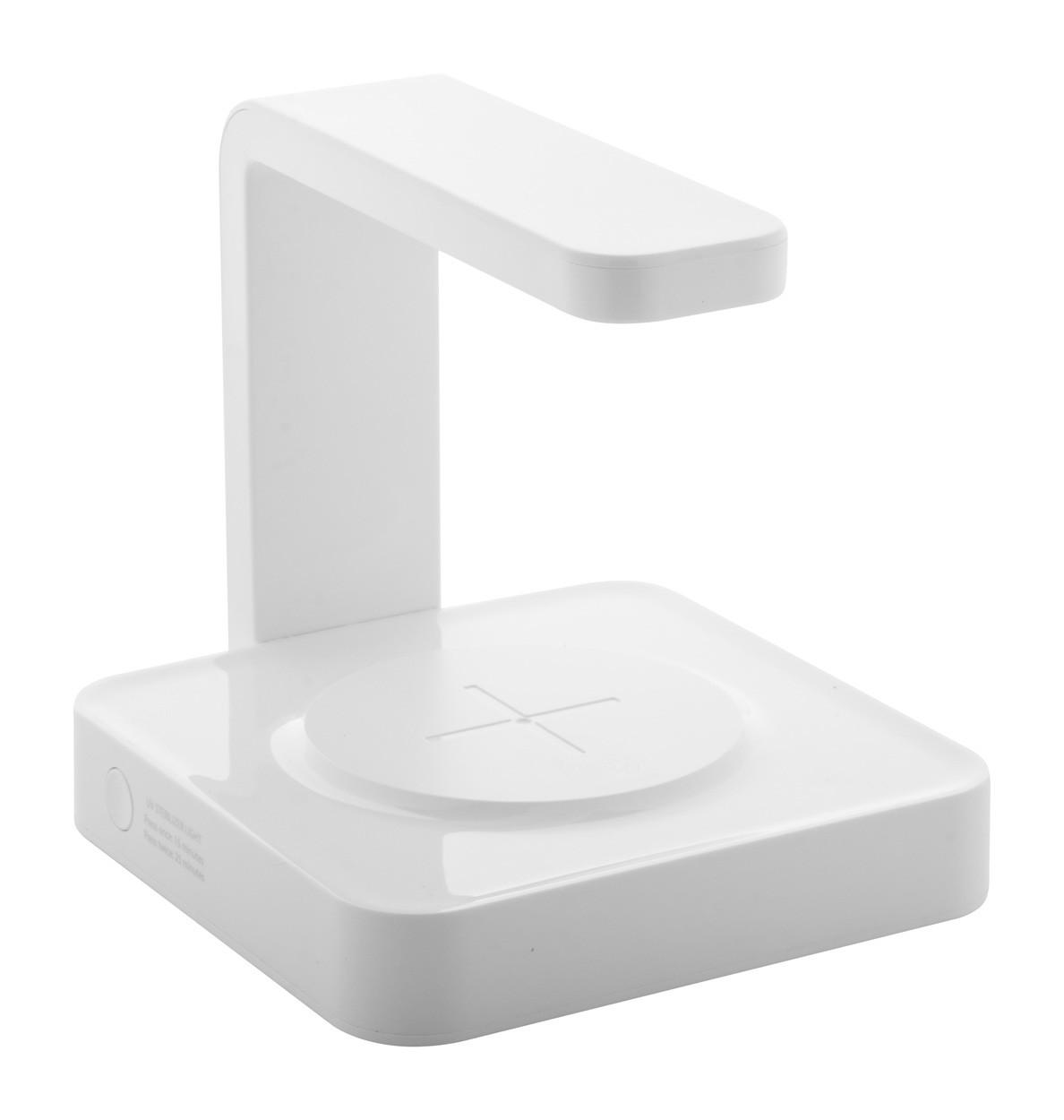 Uv Sterilizer Wireless Charger Blay - White