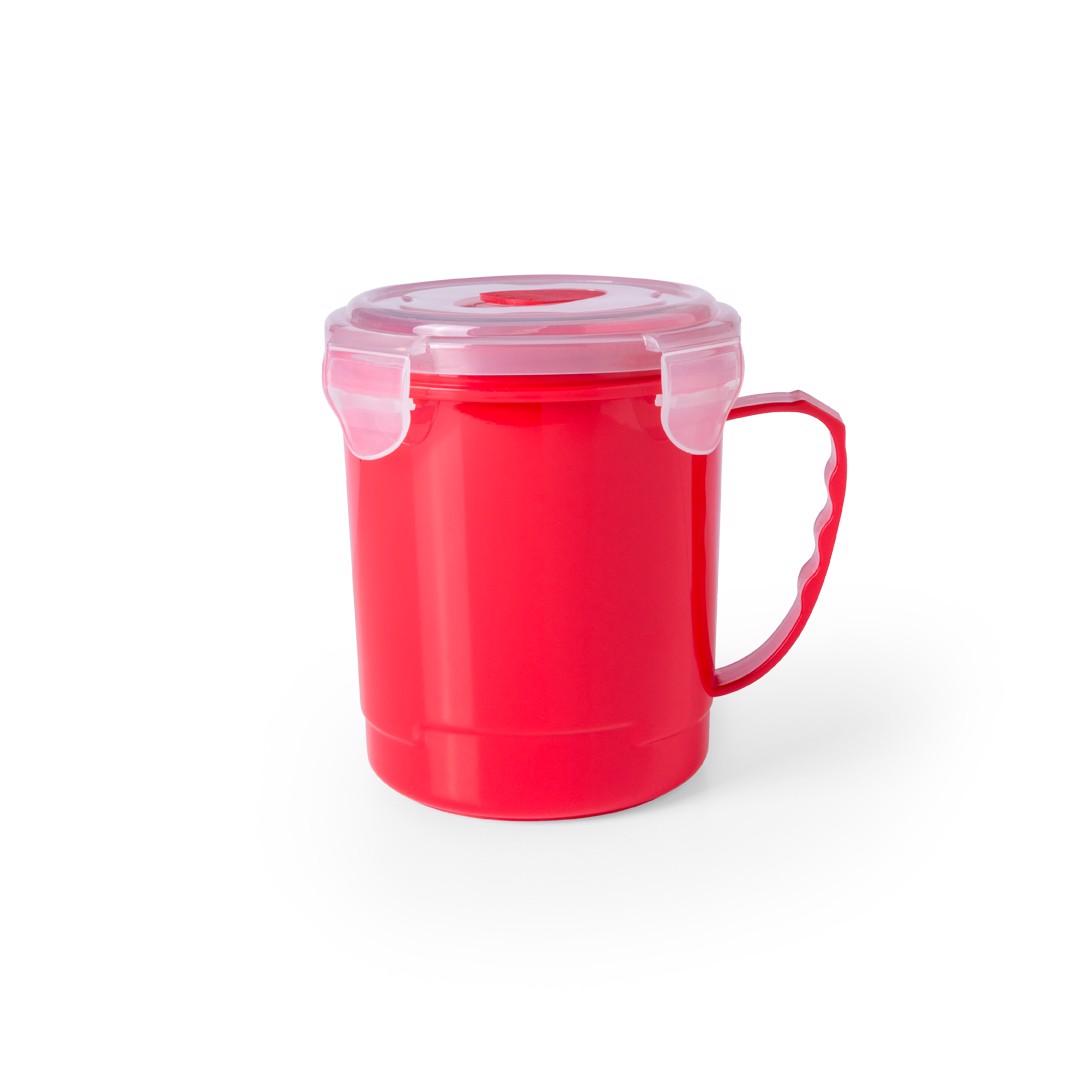 Tarro Gorex - Rojo