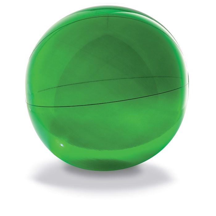 Transparent beach ball Aqua - Green