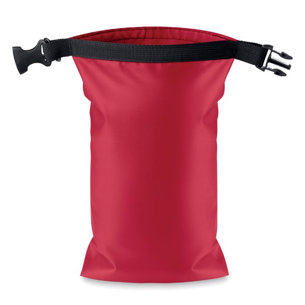Water resistant bag PVC small Scubadoo - Red