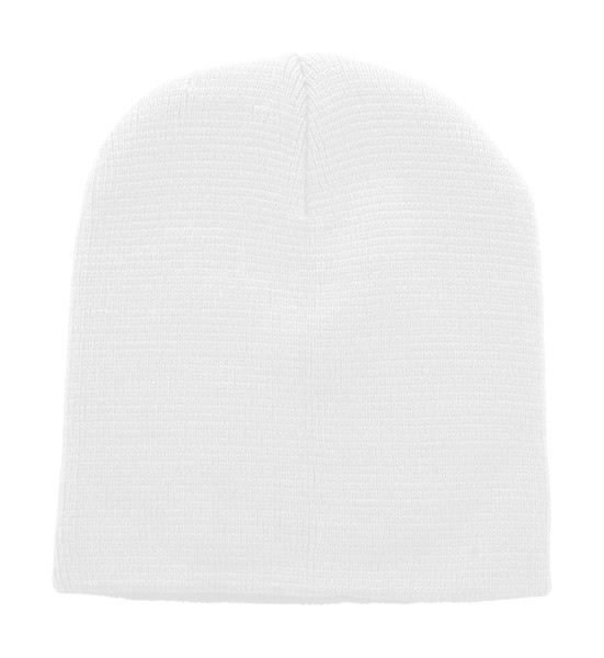 Winter Hat Jive - White