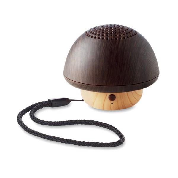 Mushroom shaped BT speaker Champignon