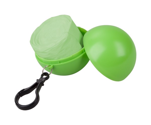 Přívěšek Pláštěnka Storm - Zelená